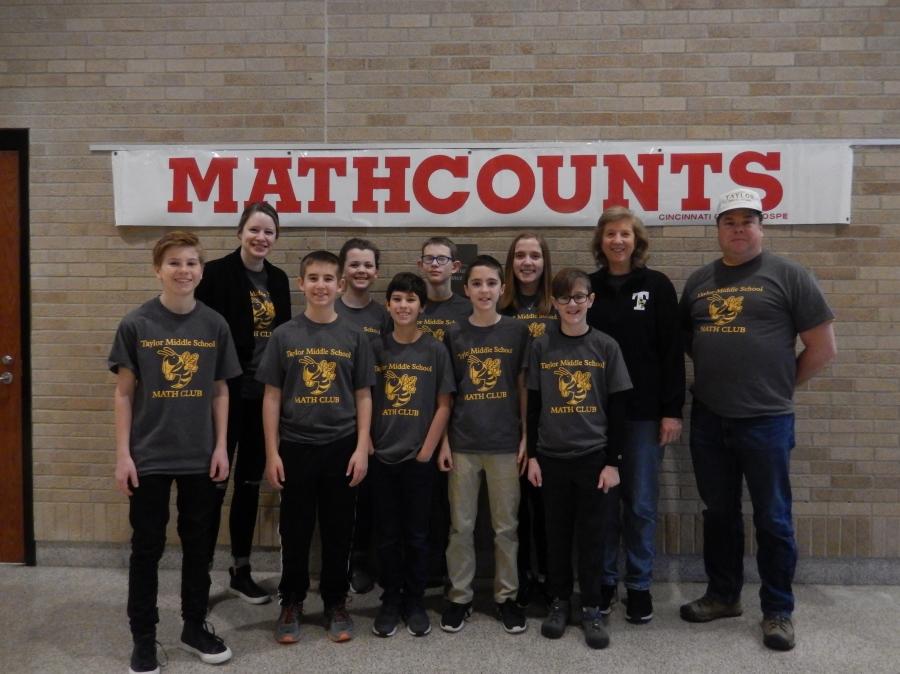 MathCounts team