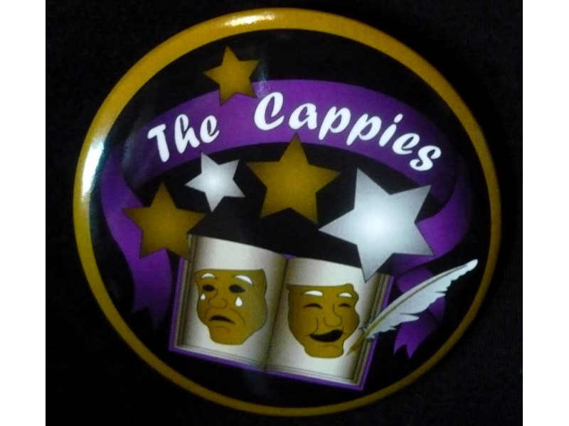 cappies logo for theatre