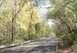 picture of a road in district